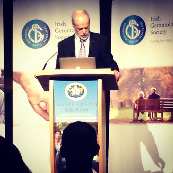 Prof. Jan Baars | IAGGER 8 April 2015