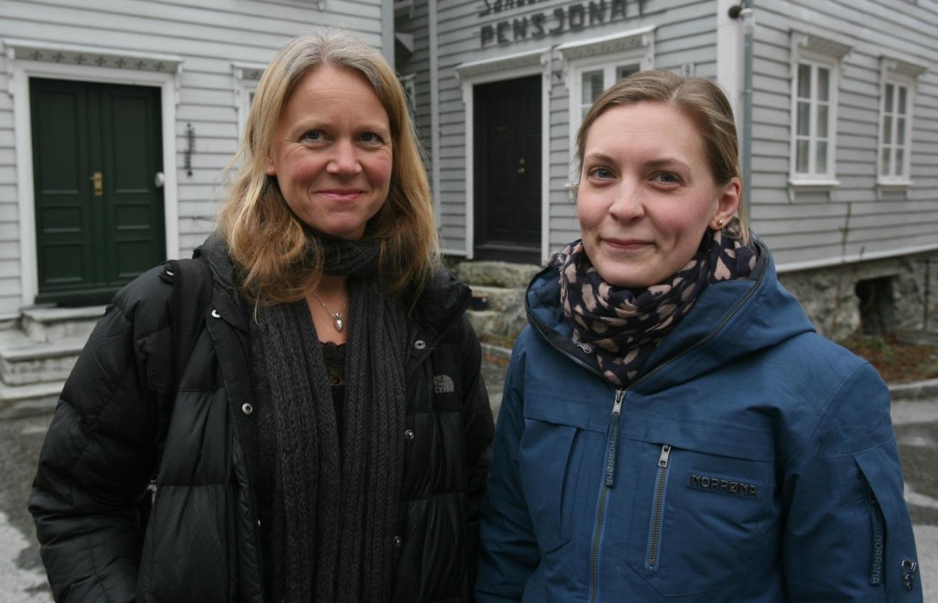 Figure 5- Being interviewed by Helg & Kvardag. Photo- Odd Helge Brugrand