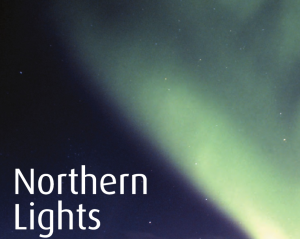 picture of the northern lights.