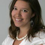 Portrait of Heidi Røsok-Dahl.