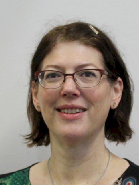 portrait of Nathalie Hyde-Clarke