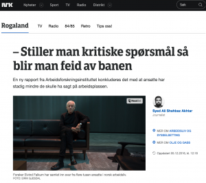 NRK.no 3. desember 2016