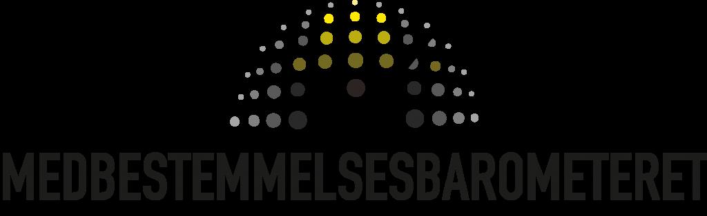 Logo for Medbestemmelsesbarometeret