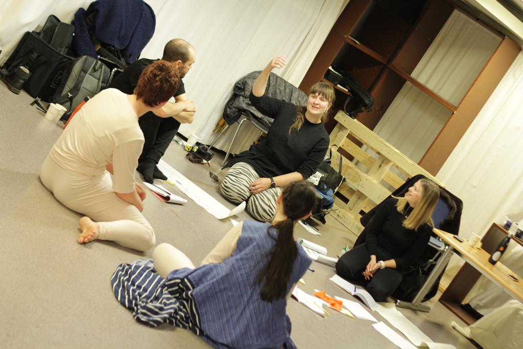 Bilde av alle deltagerne i Samskapelseslaboratoriet