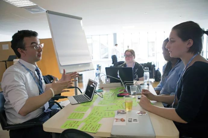 HiOA students won global health hackathon