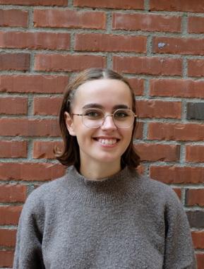 Leder av Studentparlamentet, Marie Knutsen Bruntveit