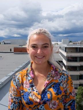 Fagpolitisk ansvarlig i Studentparlamentet, Vilde Veronica Haukeland