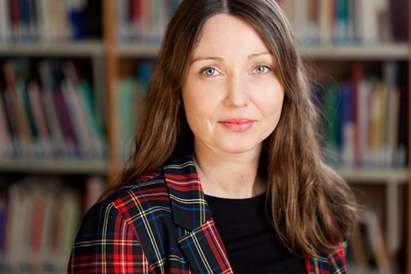 Forsker Kari Stefansen. Foto: HiOA