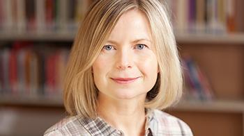 Ingrid Smette. Foto: NOVA