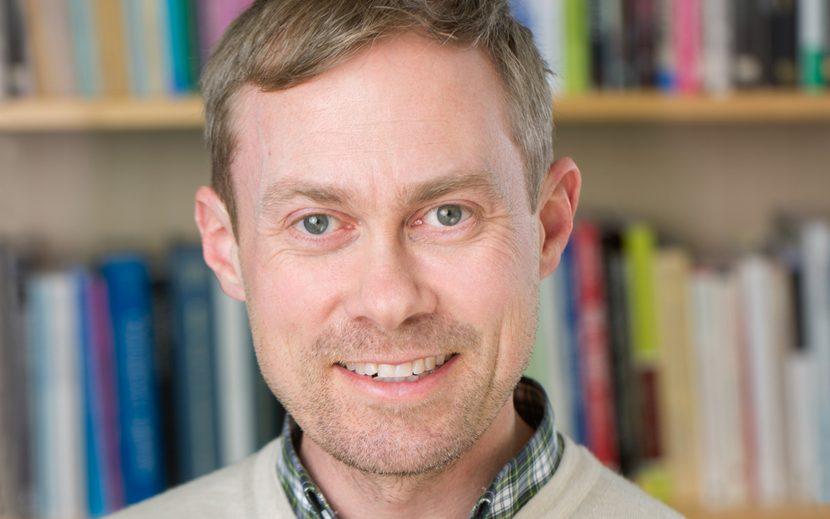 Portrett av Lars Roar Frøyland