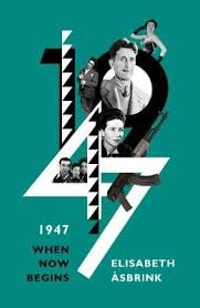 Book cover: 1947: where now begins