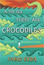 Book cover: In the sea there are crocodiles