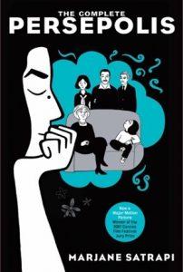 Book cover: Persepolis
