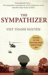 Book cover: The Sympatizer by Viet Thanh Nguyen