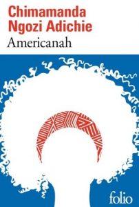 Book cover: Americanah