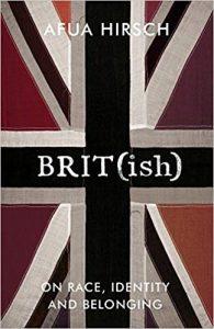 Book cover: Brit(ish)