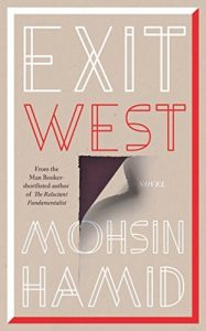Book cover: Exit West