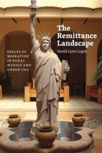 Book cover: The remittance landscape