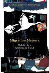 Book cover: Migration Matters
