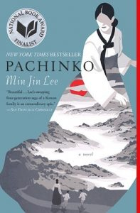 The book cover of Pachinko