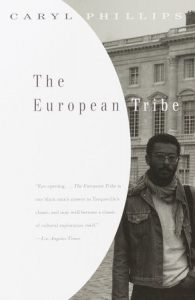 The book cover of The european tribe
